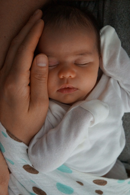 Baby Sulema Northbay Midwifery