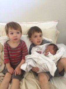 Kids at Birth